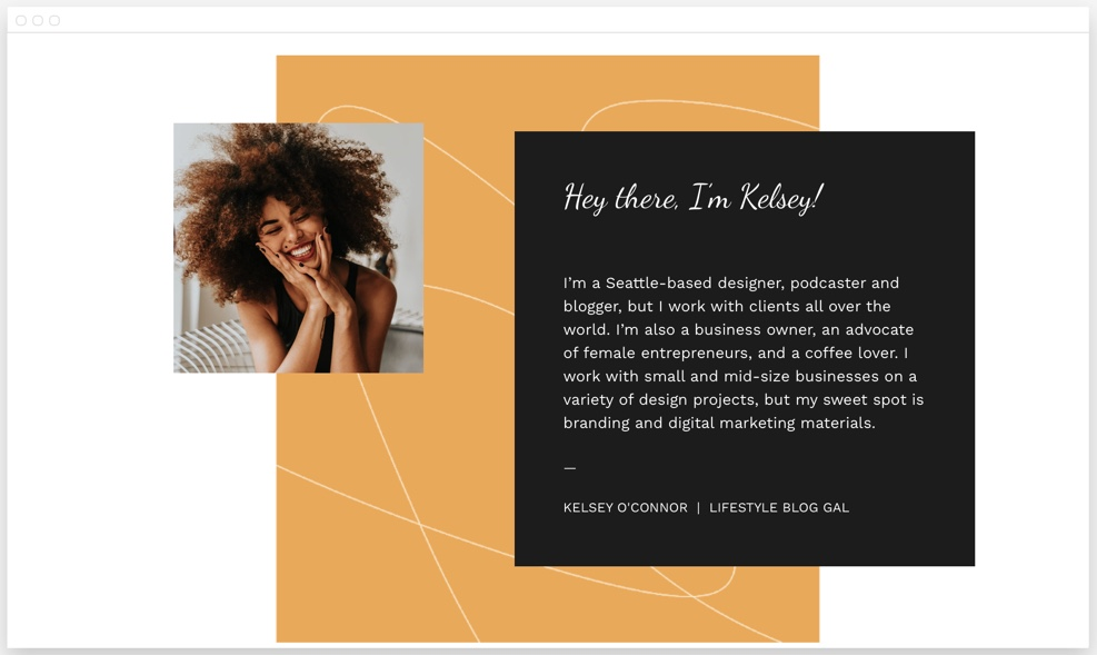 Example of a Leadpages template