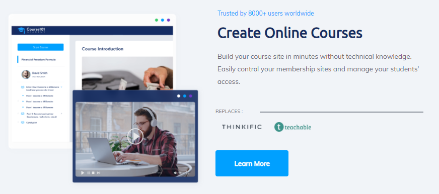 Create & Sell Online Courses
