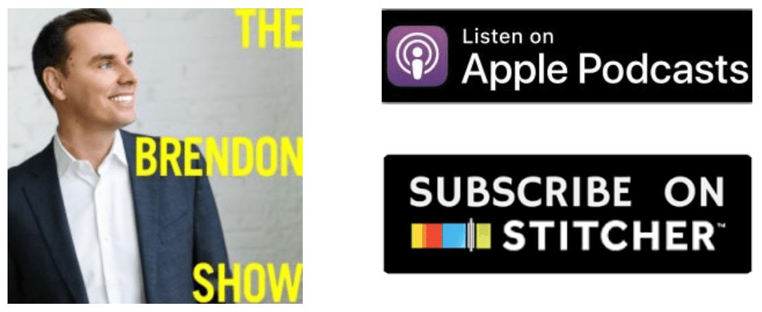 The Brendan Showby Brendan Burchard, a solo podcast