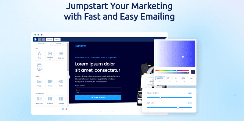 systeme.io Email marketing