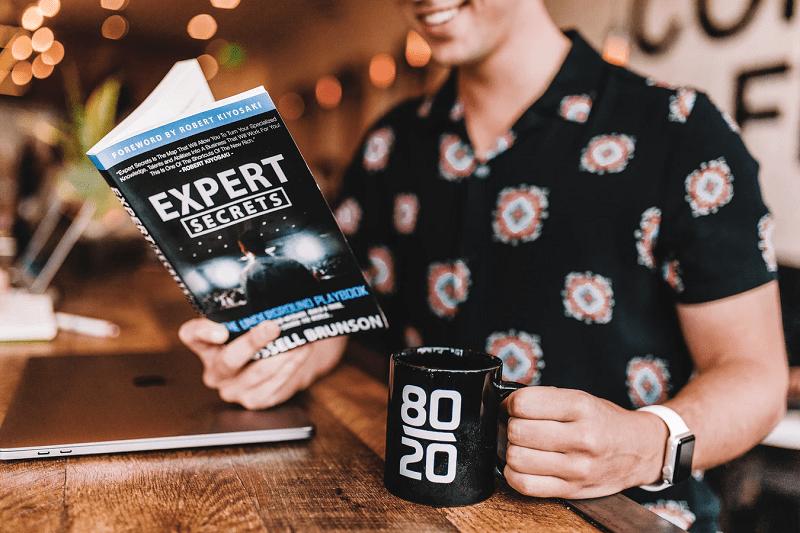 Traffic Secrets and Expert Secrets