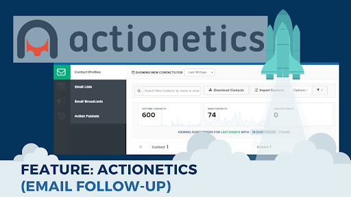 Actionetics follow-up emails