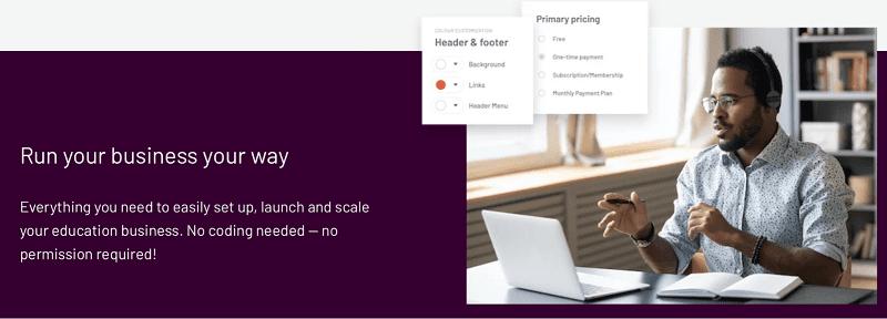 Thinkific sales tools