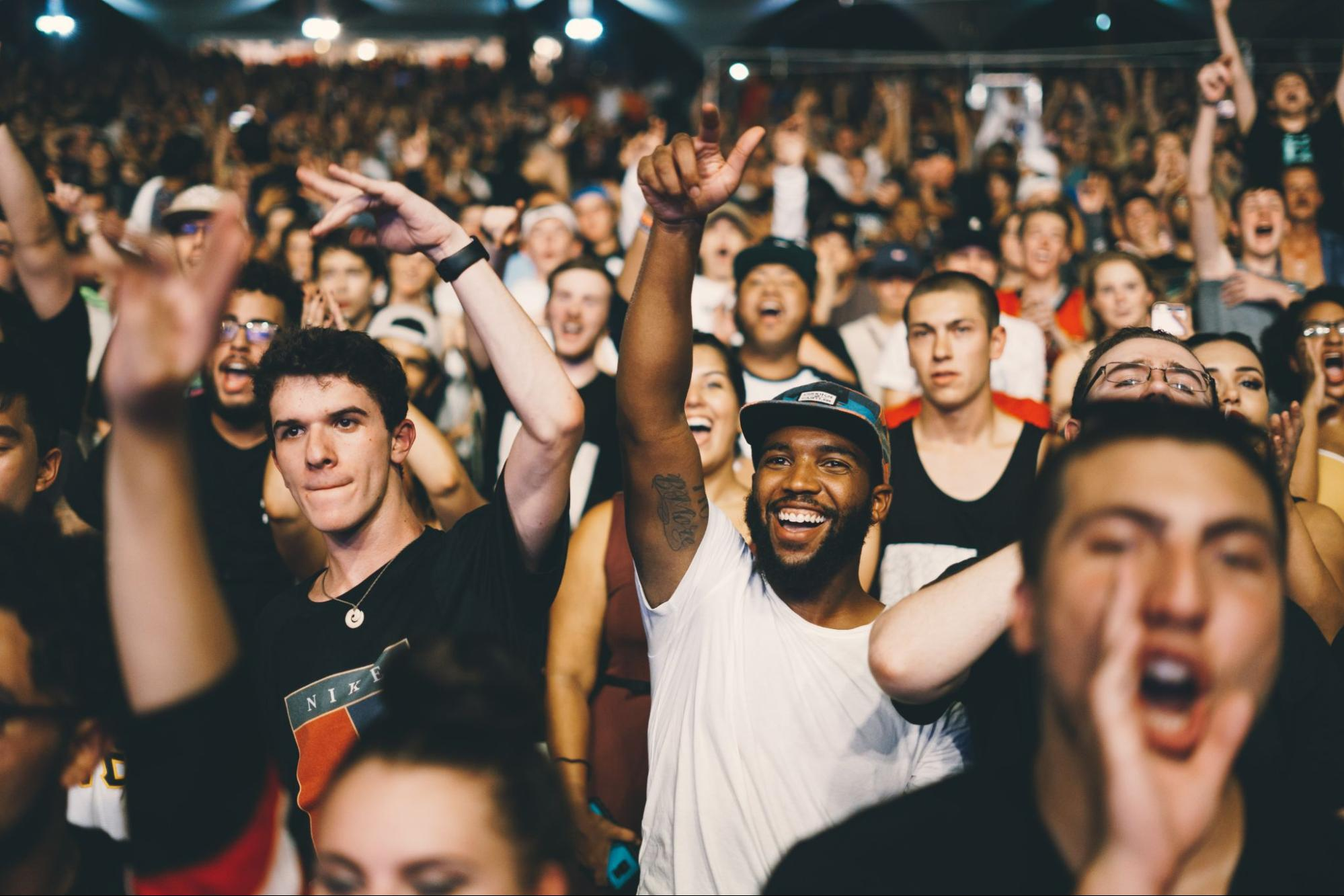 Creating your mass movement