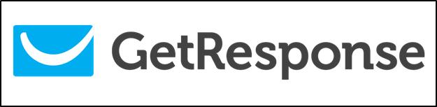 GetResponse's logo