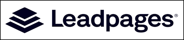 Leadpages' logo