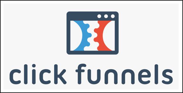 ClickFunnels' logo