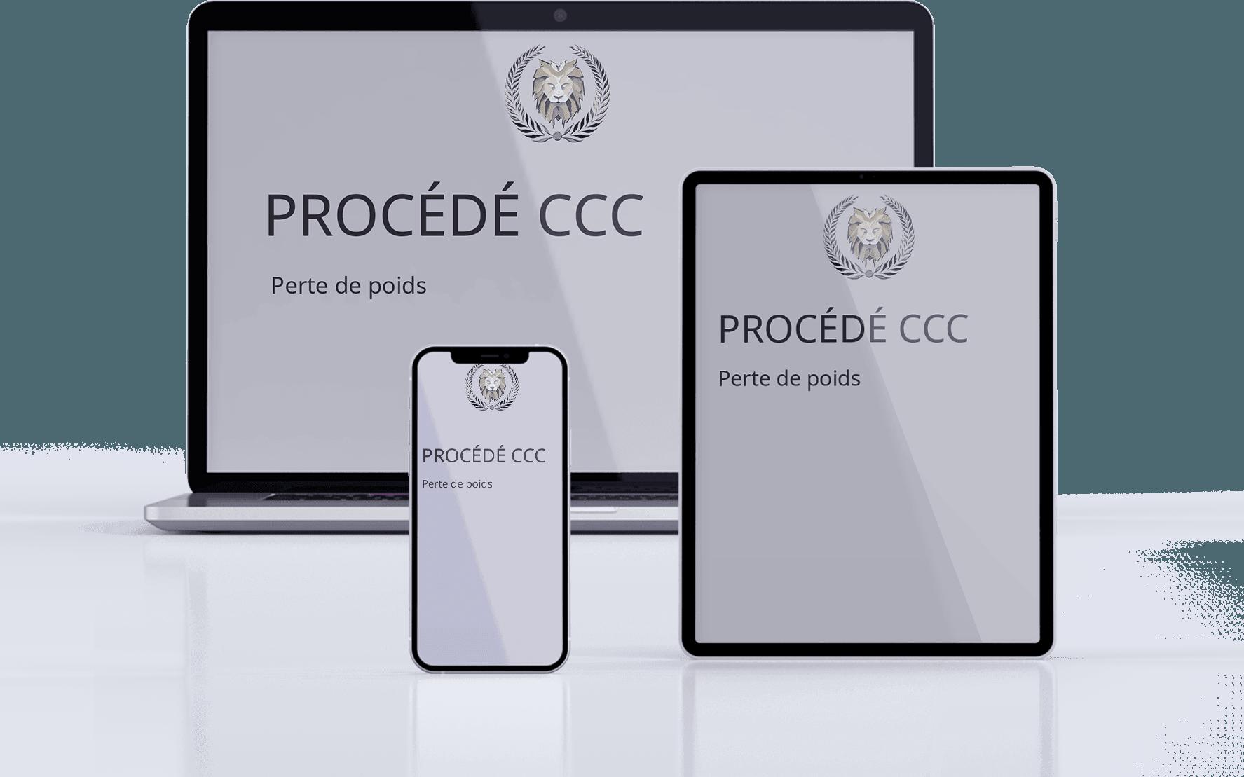 Procédé CCC – La PUISSANCE de la neuro MINCEUR (Perte de poids)