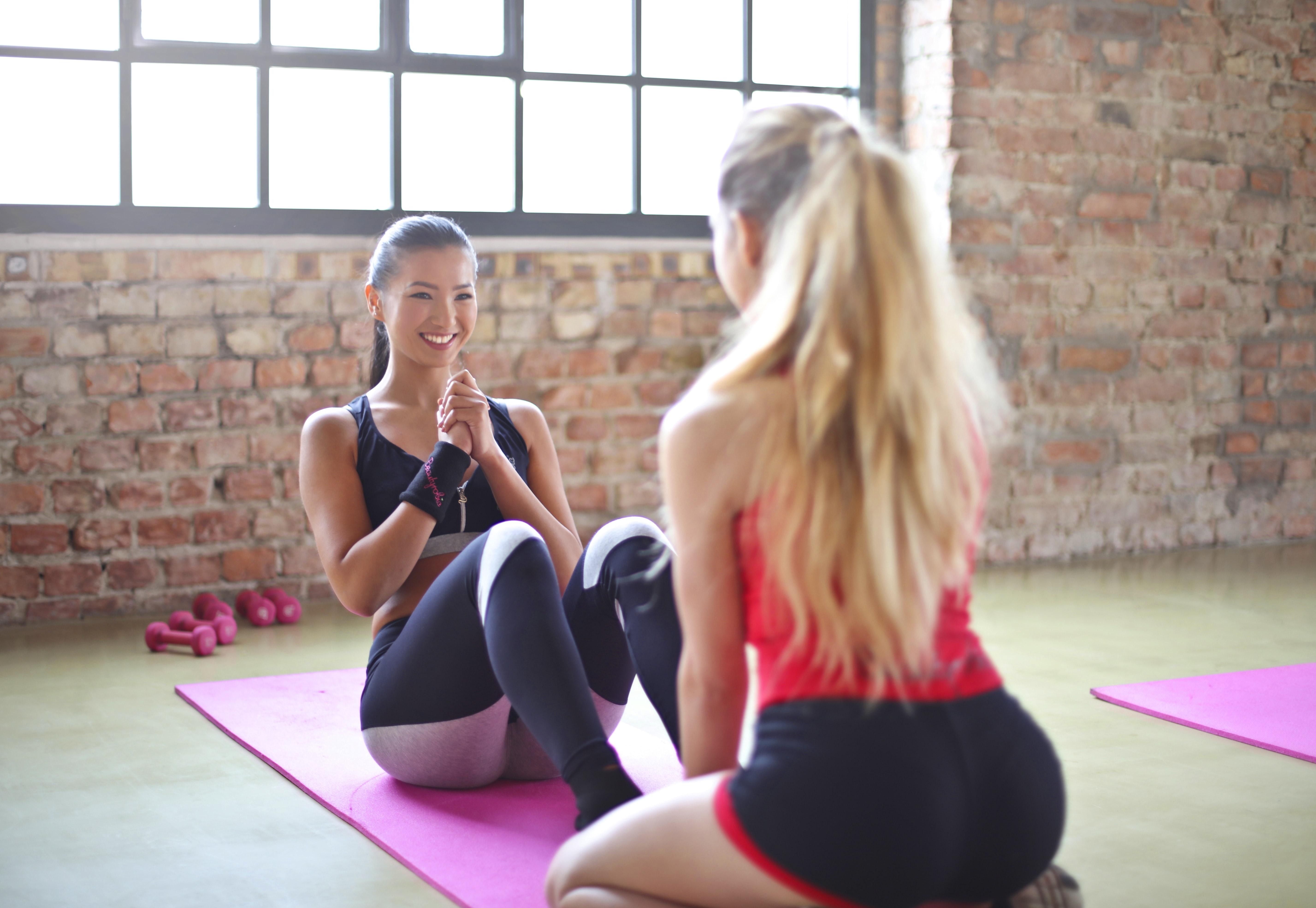 coach de yoga chakra