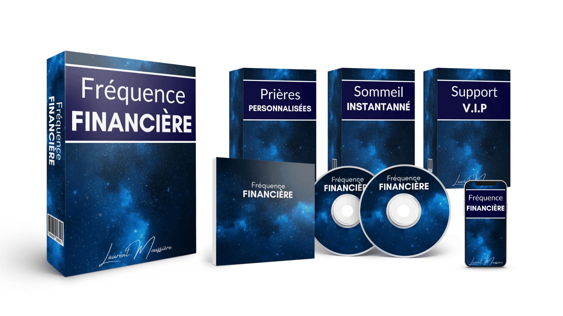 Fréquence Financière / Best Seller / Loi de l'attraction