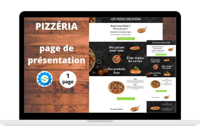 Template Pizzeria