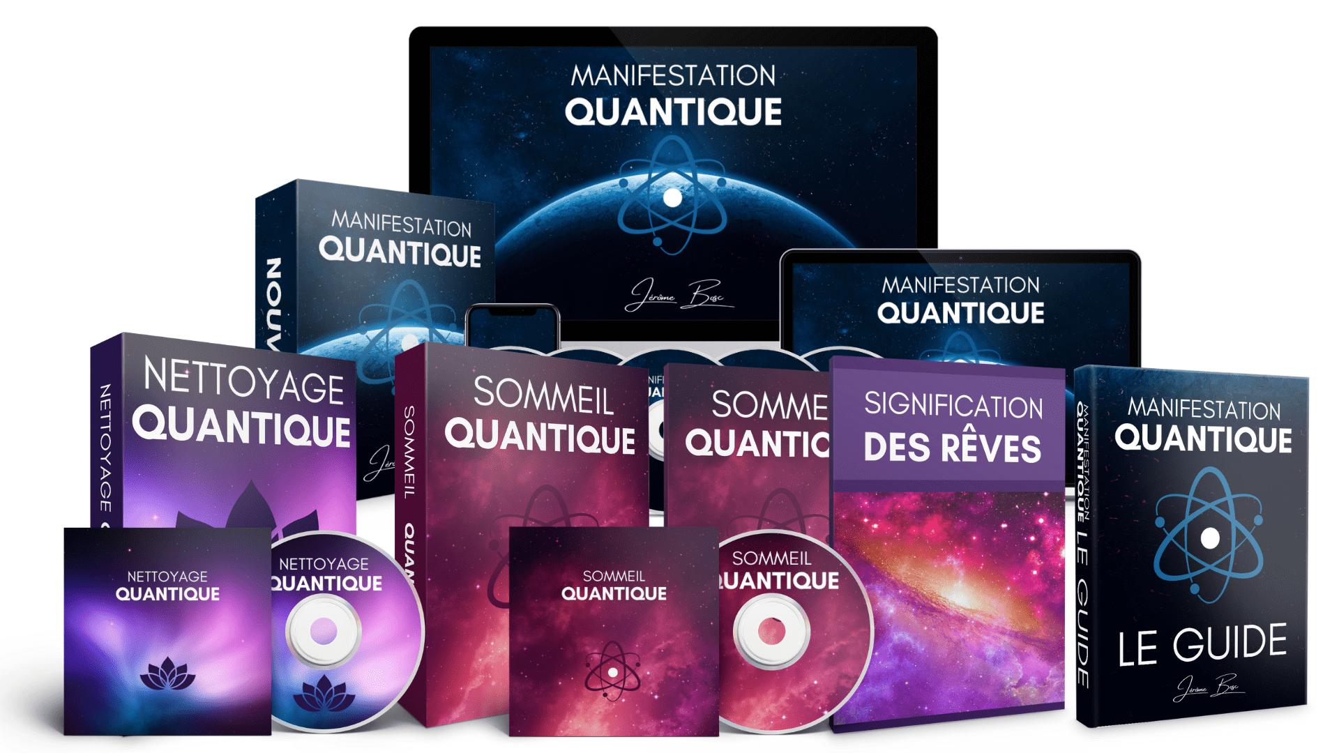 Manifestations quantiques
