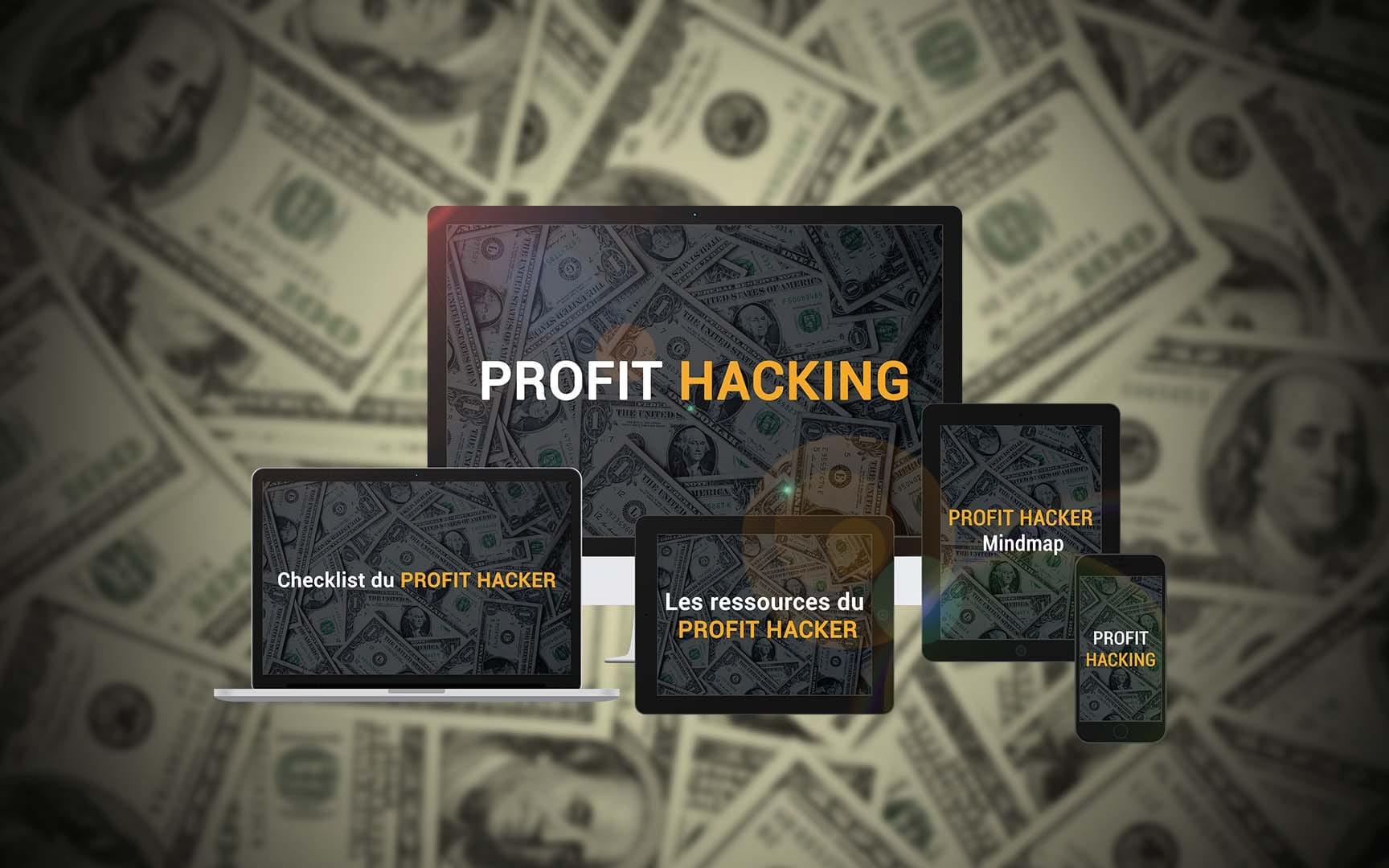 ⭐ [BEST SELLER] - Profit Hacking ⭐