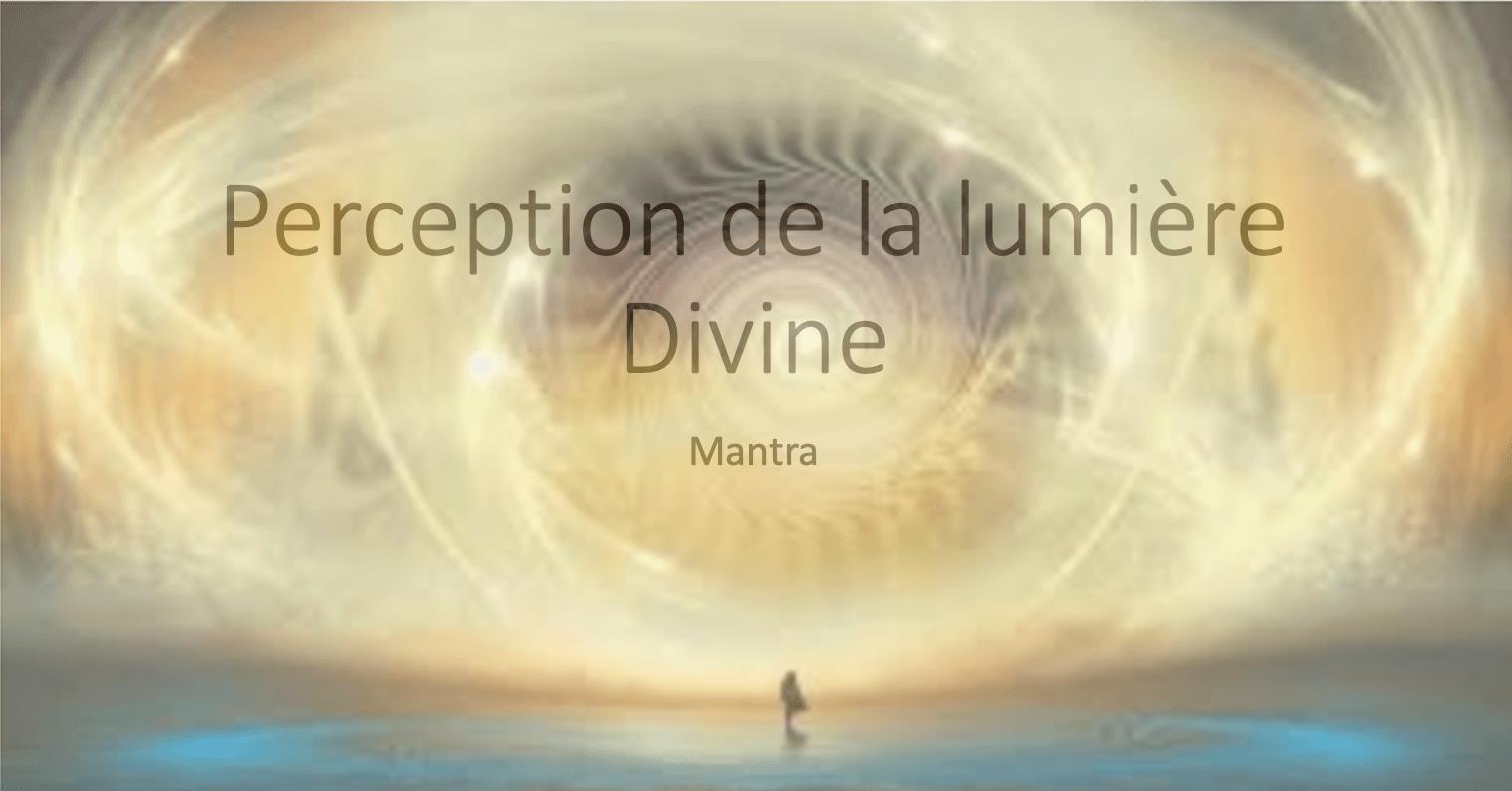 Apprendre à recevoir, ressentir et transmettre la lumière divine à distance.