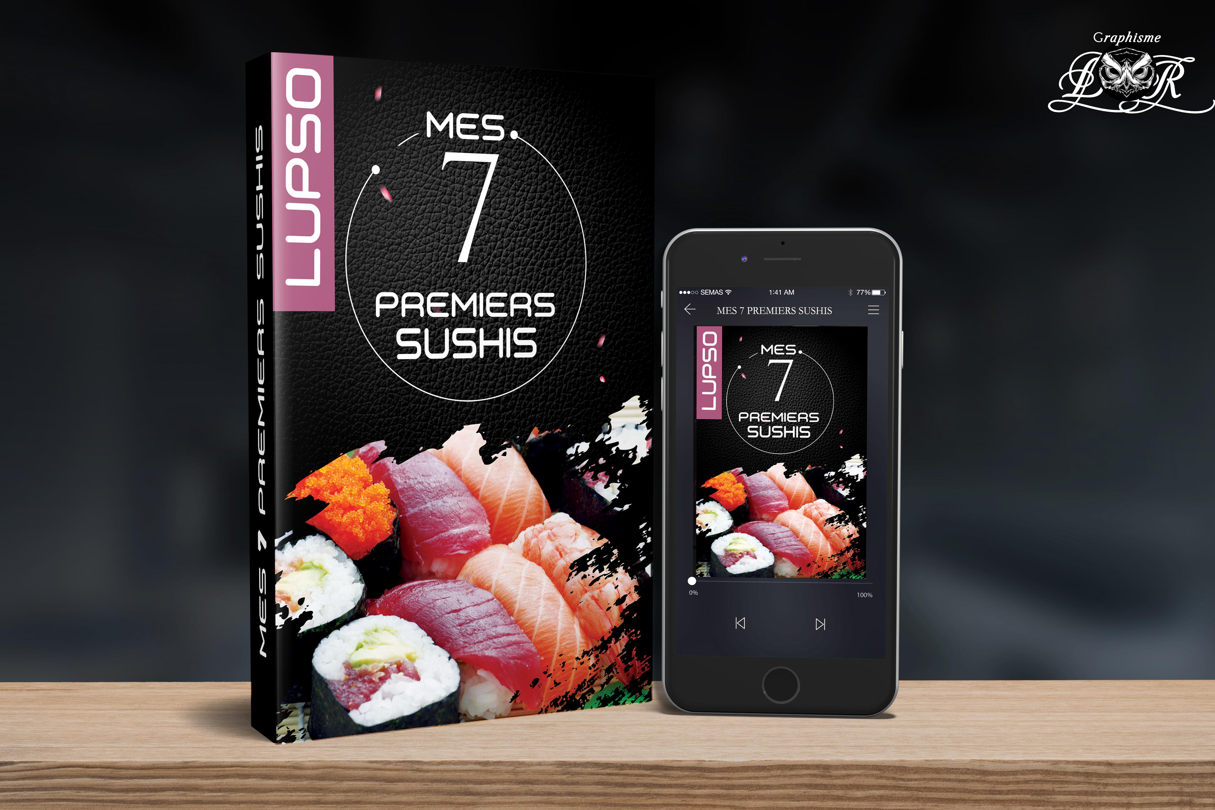 Comment réussir des sushis  Facilement