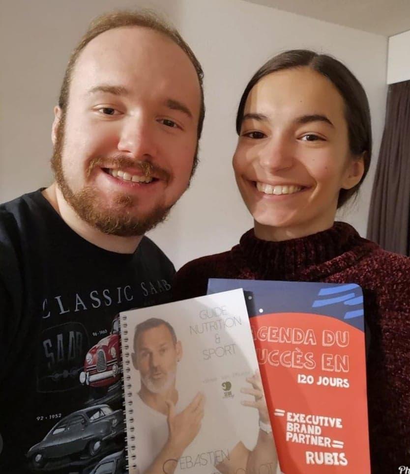 Témoignage Joé et Elena - Guide Nutrition & Sport