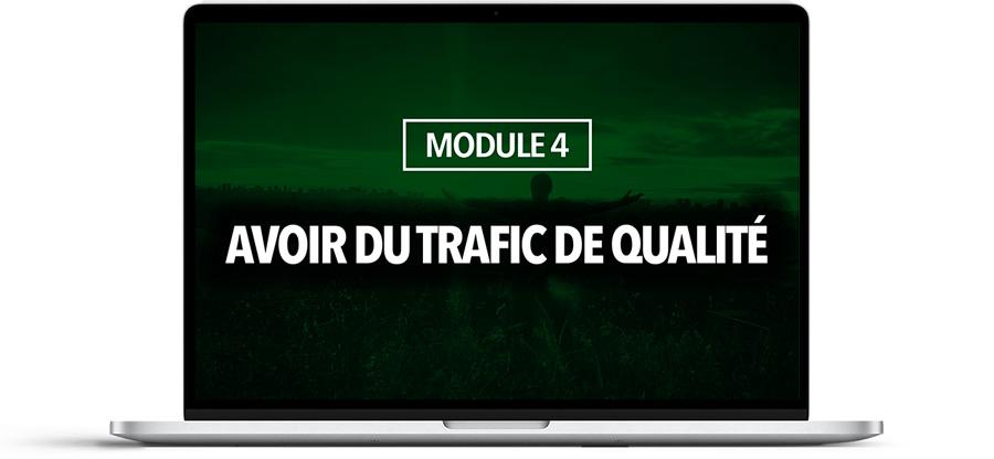 MODULE 4 : Avoir du Trafic de qualité