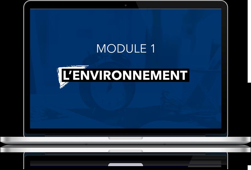 Module1 : L'environnement