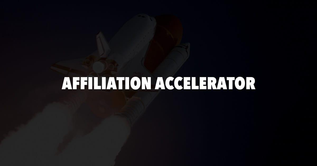 🔥🚀 Affiliation Accelerator - Méthode secrète pour gagner de l'argent en affiliation (40% de commission)