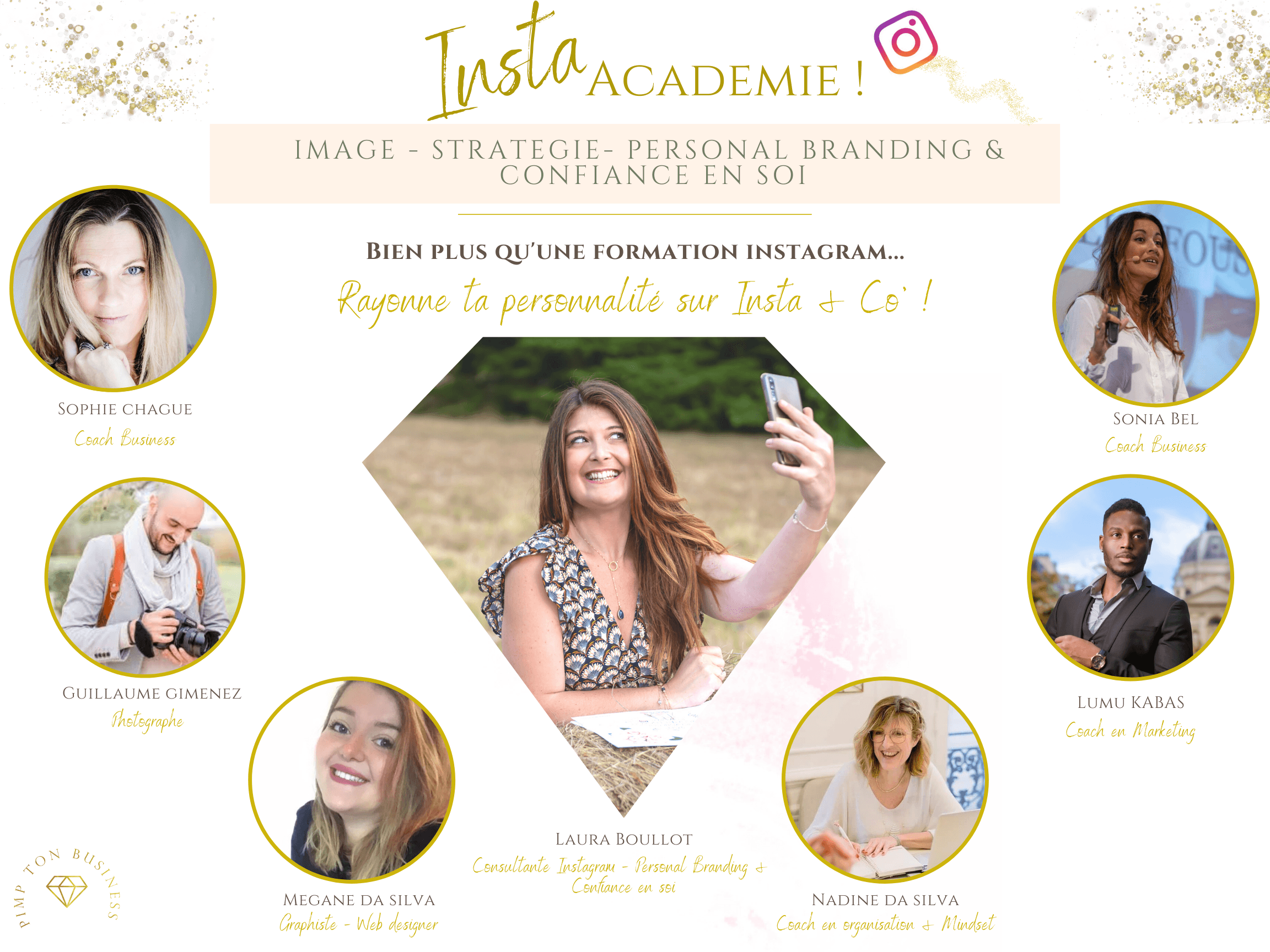 L'INSTA ACADEMIE ! (Académie INSTAGRAM)