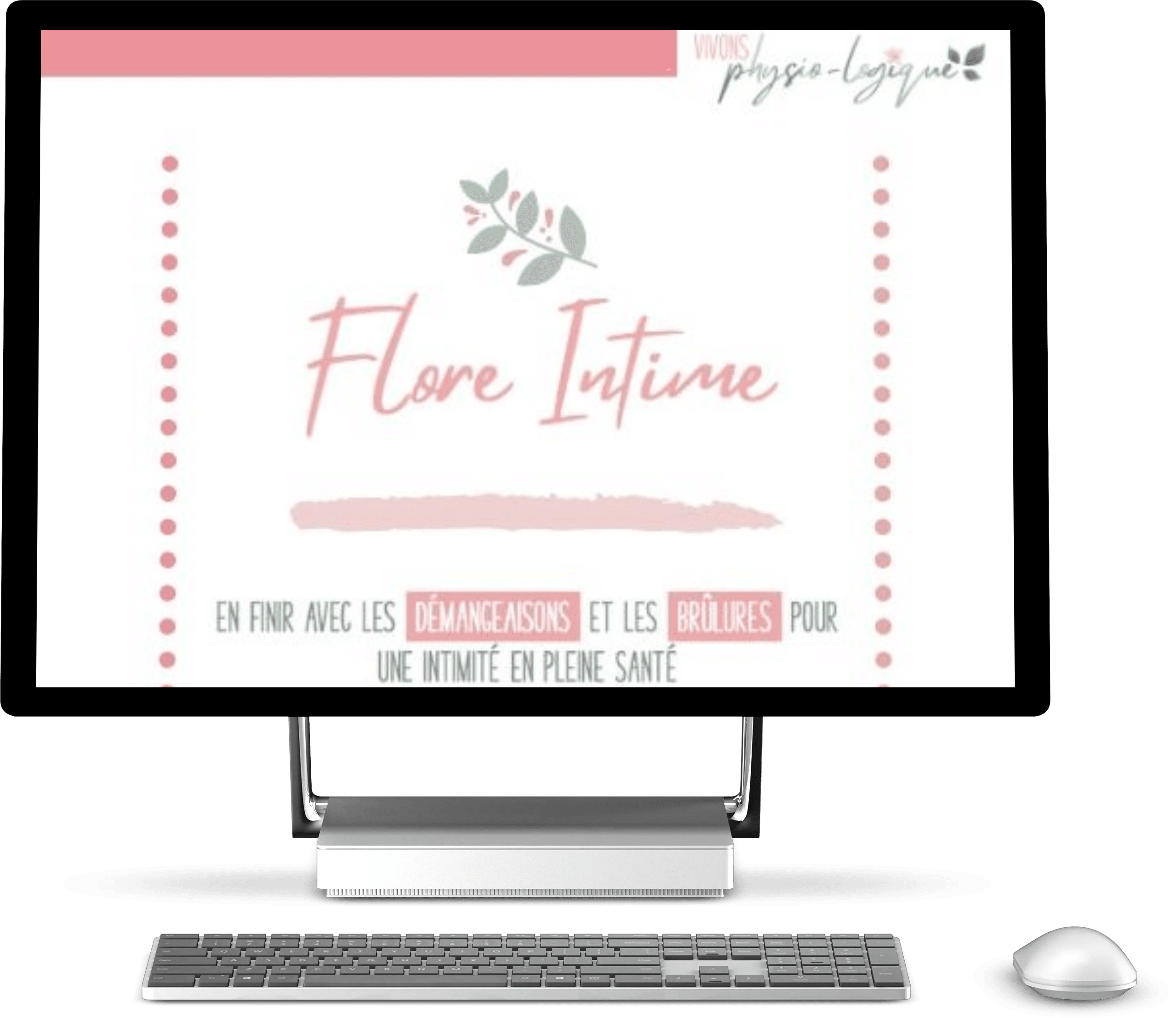 Formation Flore intime