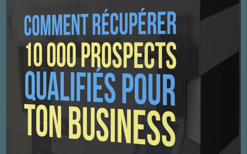 📧 EMAIL BOOSTER - 10K Prospects qualifiés pour ton business 📈