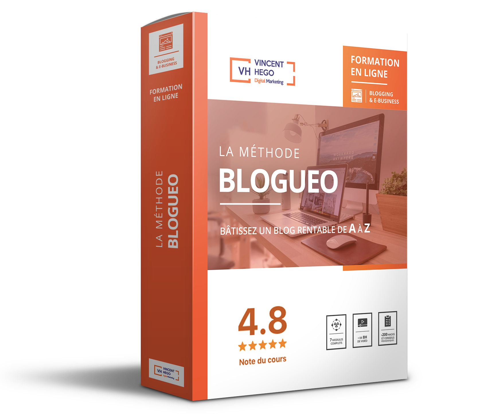 Blogueo - blog rentable