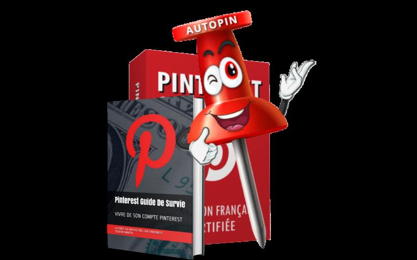 Automatiser Pinterest - Logiciel 40% Abonnement