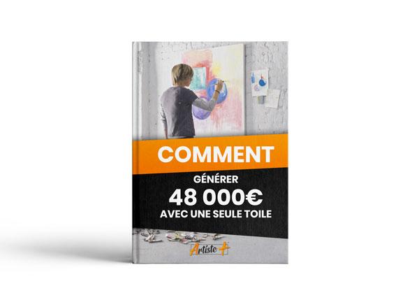 Comment générer 48 000€ avec une seule toile