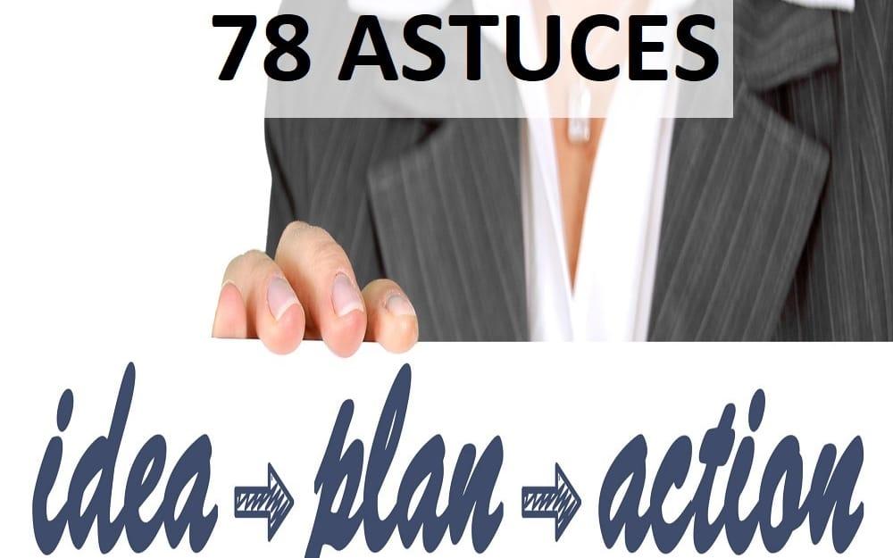 78 ASTUCES