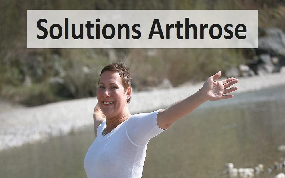 Solutions Arthrose