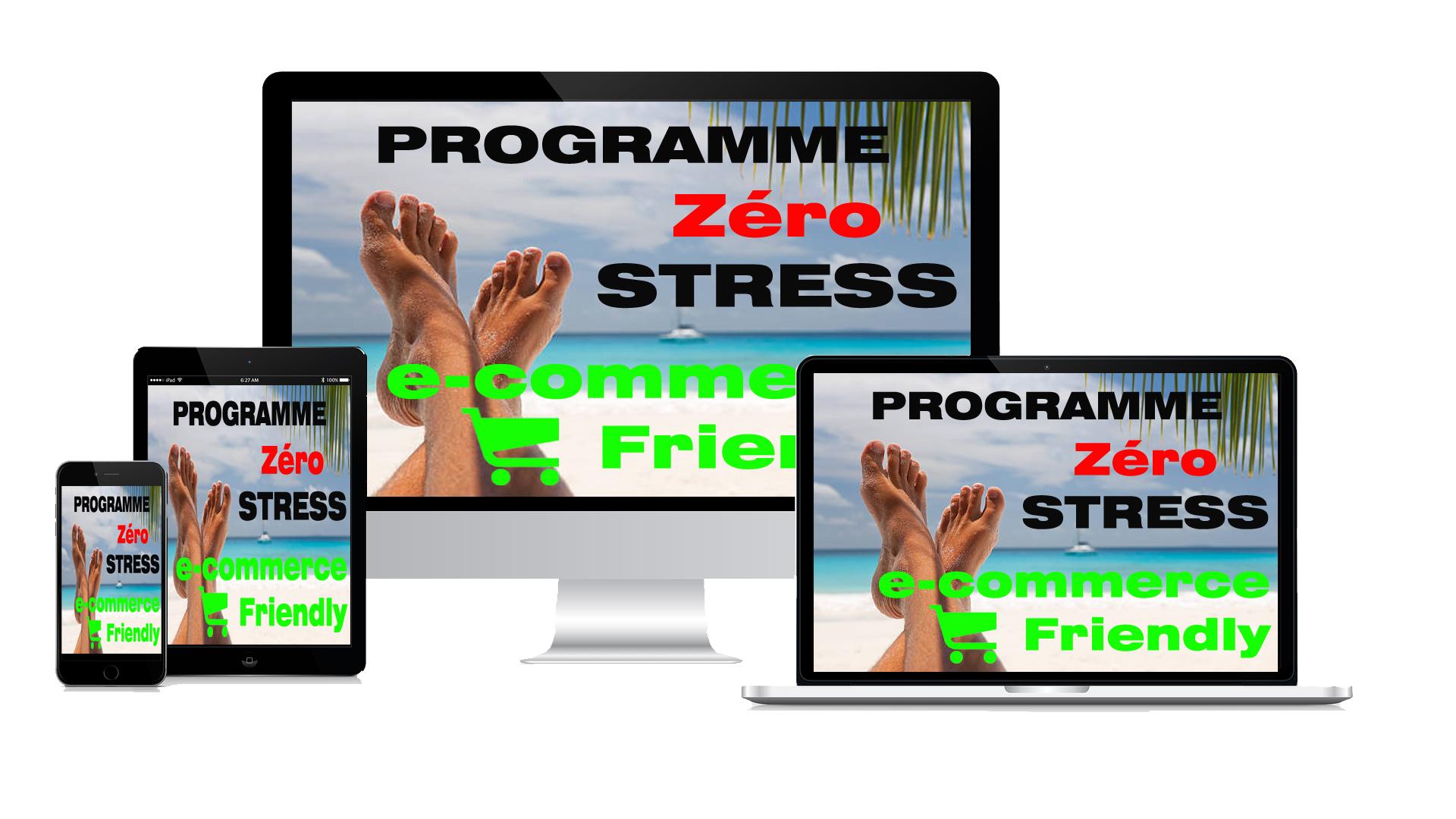 programme zéro stress