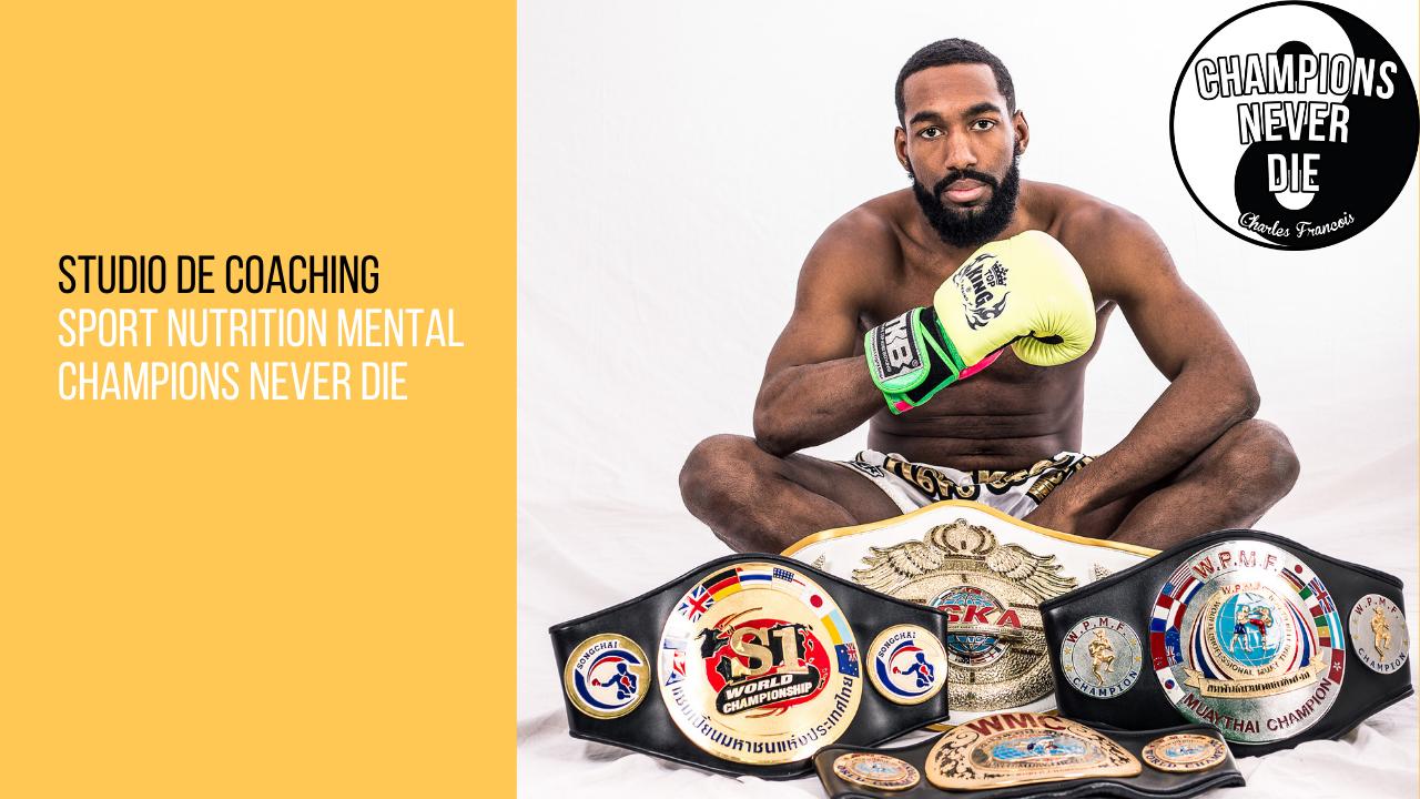 Améliore ta boxe avec des champions du monde