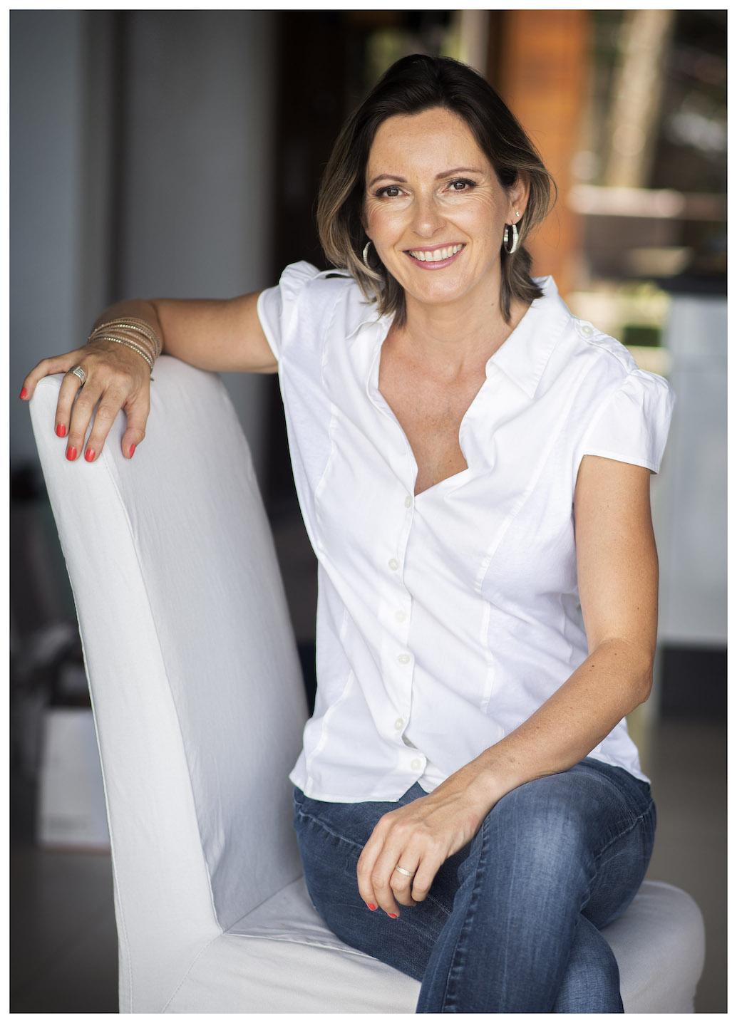 Marie-Laure André, diététicienne, auteur