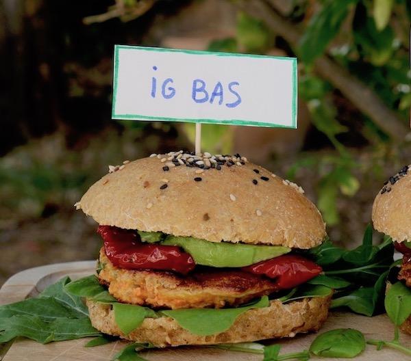 Hamburger index glycémique bas Formation