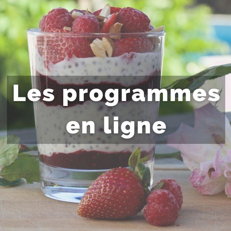 programmes en ligne Marie-Laure André
