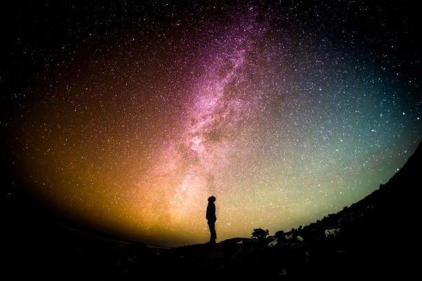 Etape 8 : Vous allez être connectée avec tout ce qui appartient à l'Univers