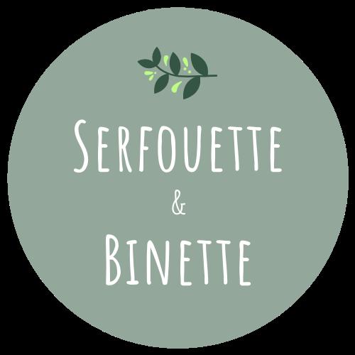 Logo Serfouette et Binette