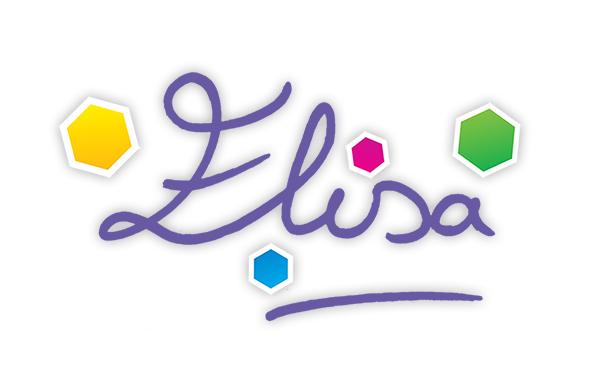 Signature de Elisa Woodys, créatrice DU Système d'Organisation Familial nouvelle génération Woody's Family !