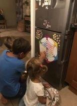 """Témoignage de Natacha maman de 2 enfants et cliente Woody's Family : """" Merci d'avoir permis d'améliorer la communication avec nos enfants ... """""""