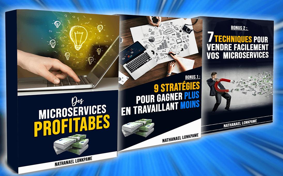 3000€ Par Mois Avec Des Microservices Profitables