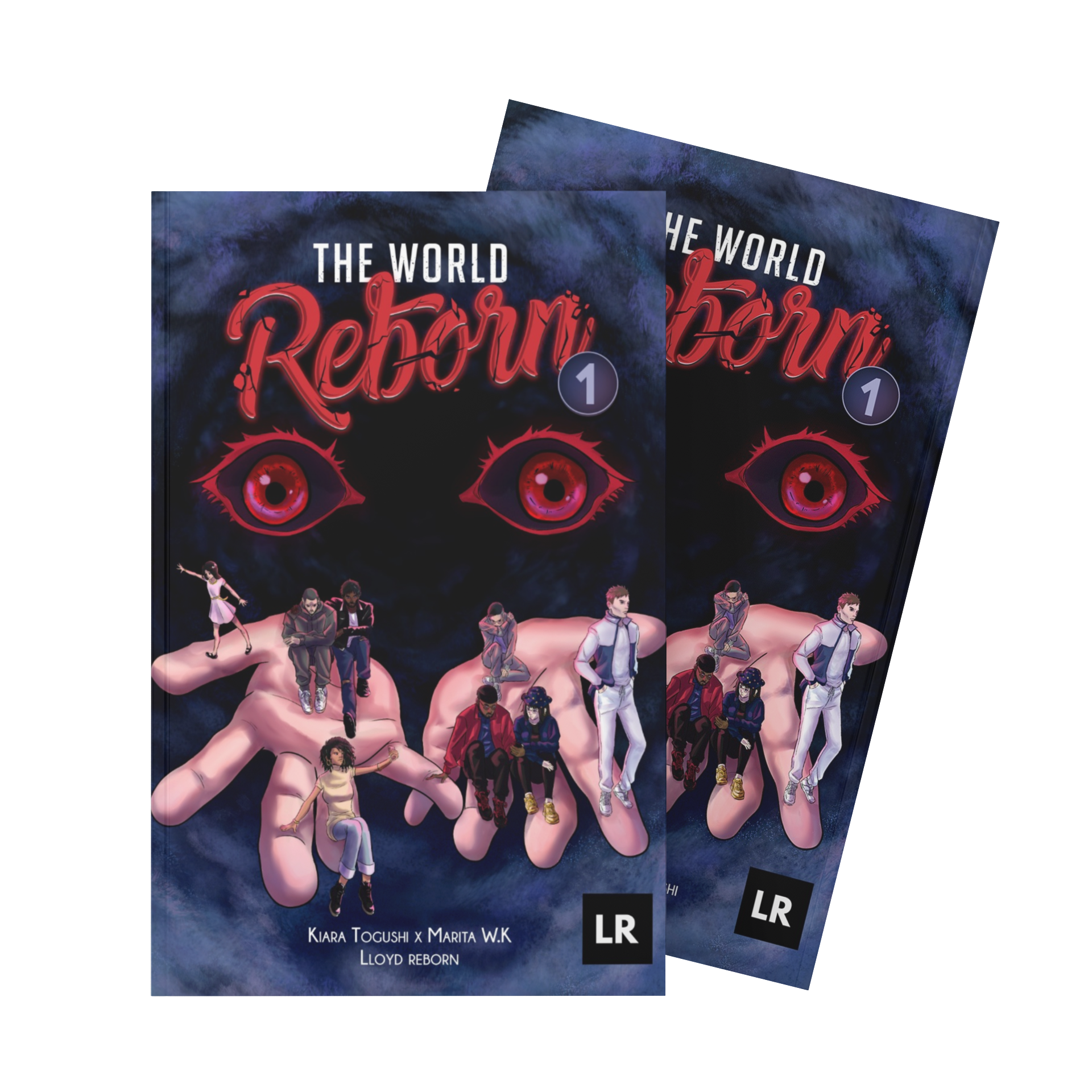 mock-up-manga-francais-the-world-reborn