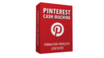 Pinterest Cash Machine