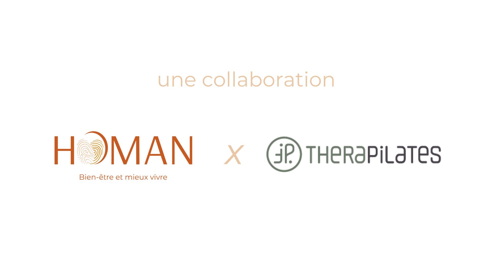 Collaboration Homan x Therapilates